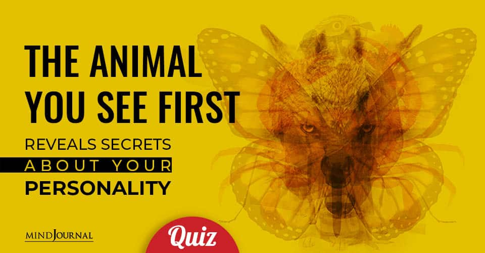 Animal First Reveals Secrets About Personality