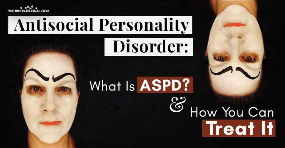 Antisocial Personality Disorder ASPD