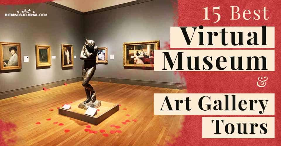 Best Virtual Museum Art Gallery Tours Art Lovers