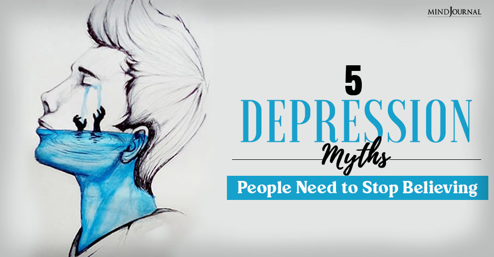 5 Depression Myths People Need to Stop Believing