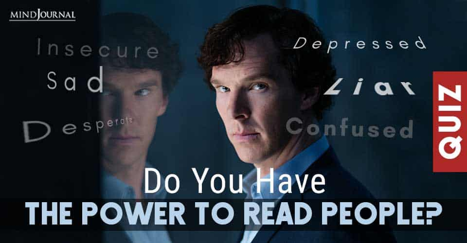 Do You Have Power To Read People