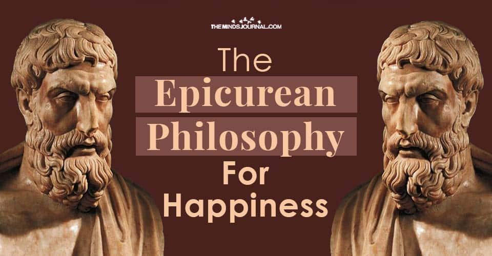 Epicurean Philosophy Happiness