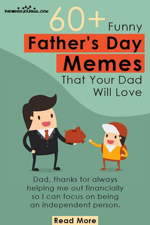 Funny Fathers Day Memes Pin