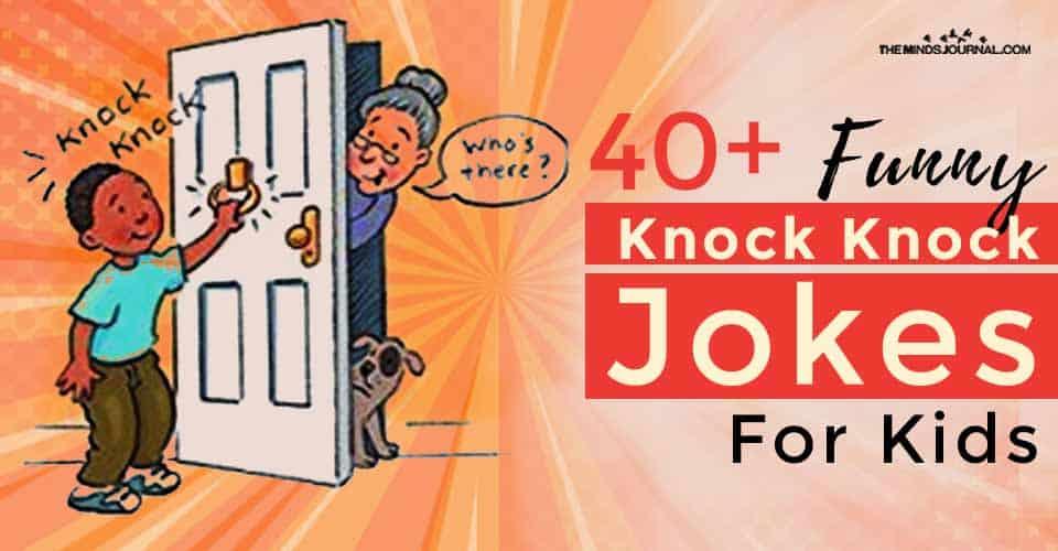 Funny Knock Jokes For Kids Coolest Moms