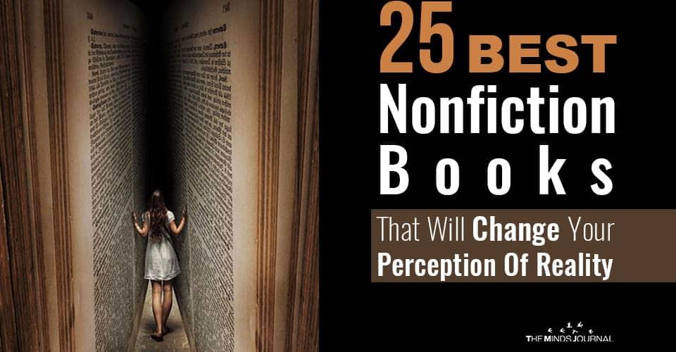 Nonfiction Books Change Perception Of Reality