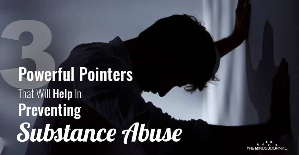Powerful Pointers Prevent Substance Abuse
