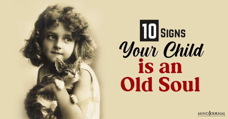 Signs Child Old Soul