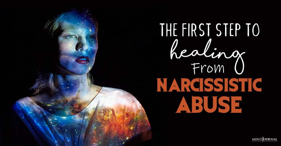 Step To Healing From Narcissistic Abuse