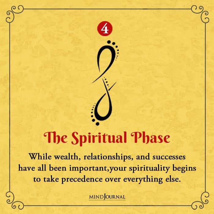 Symbol Reveal Phase of Life You Have Entered spiritual