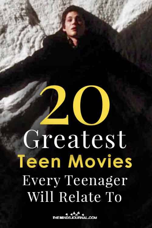 Teen Movies Every Teenager Will Relate To Pin