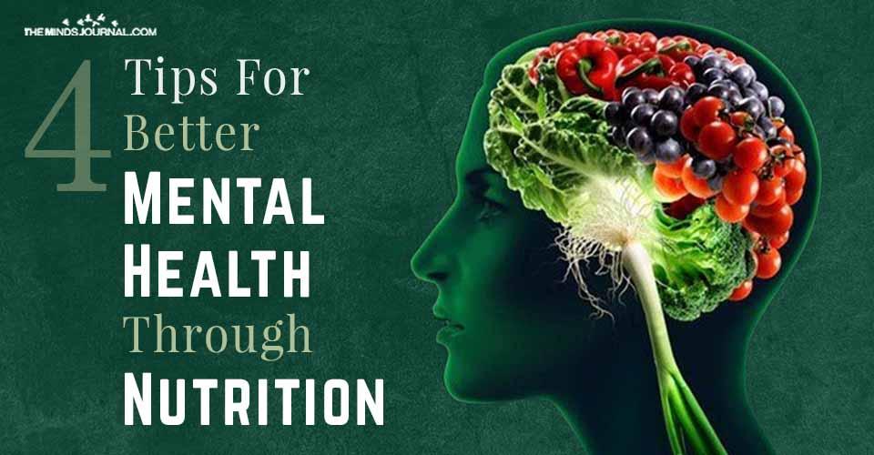 Tips Better Mental Health Through Nutrition
