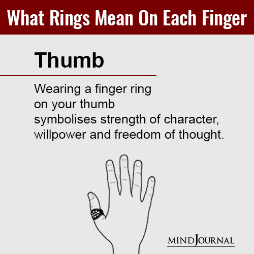 Symbolism Of Finger Rings: What Wearing Rings On Each Finger Means