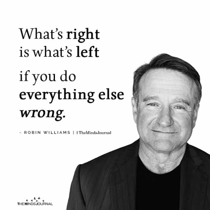 11 Brilliant Quotes By Robin Williams On Money, Life, Love, Sex, And Loneliness
