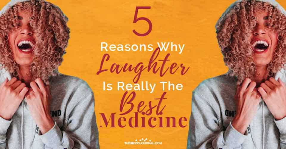 Why Laughter Really The Best Medicine