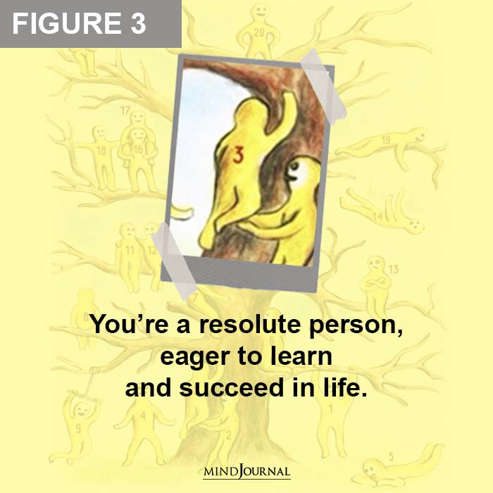 Youre a resolute person