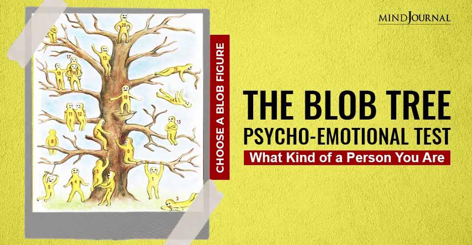 blob TREE Psycho Emotional Test