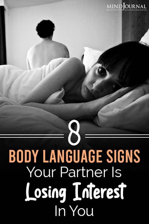 body language signs pin