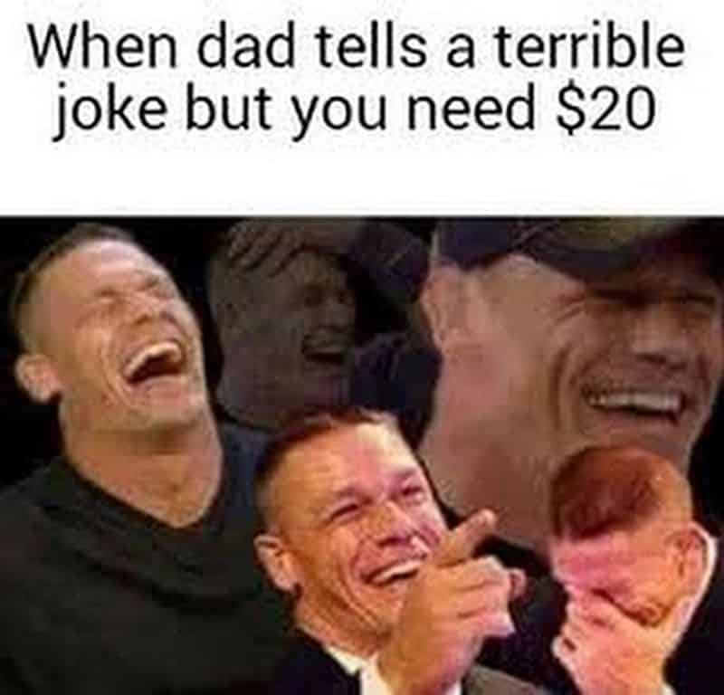 60+ Funny Father's Day Memes That Your Dad Will Love