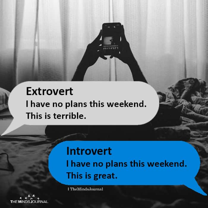 l have no plans this weekend