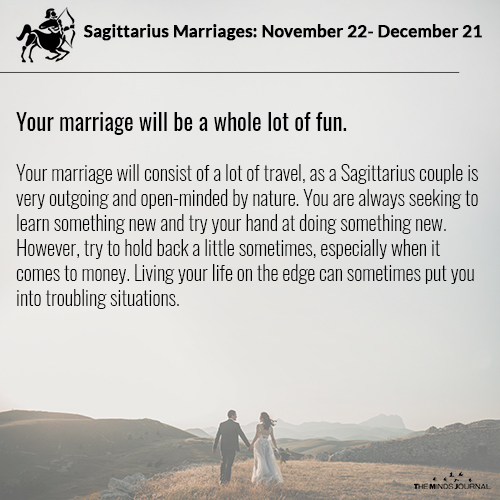 The Future Of Your Marriage: What Your Wedding Zodiac Reveals