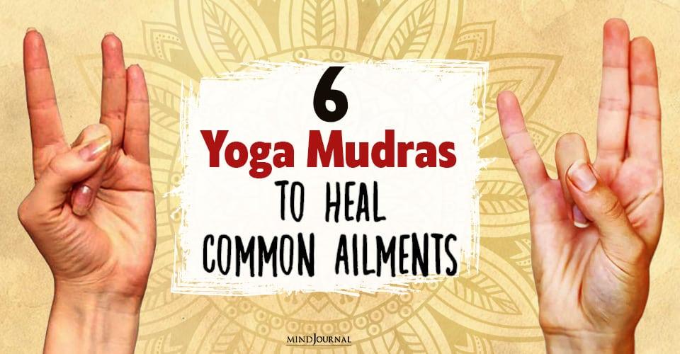 yoga mudras to heal