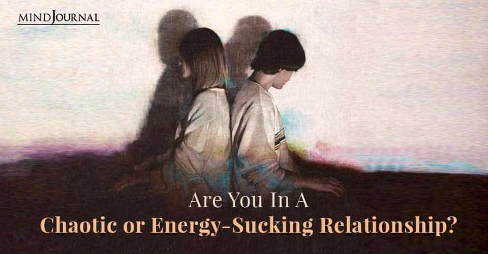 Amorphia Chaotic Energy Sucking Relationship