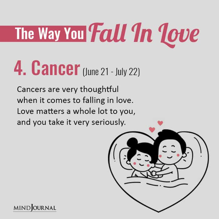 The Way You Fall In Love based on Your Zodiac sign