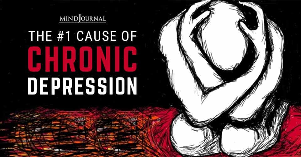 Cause of Chronic Depression and How You Can Turn It Off