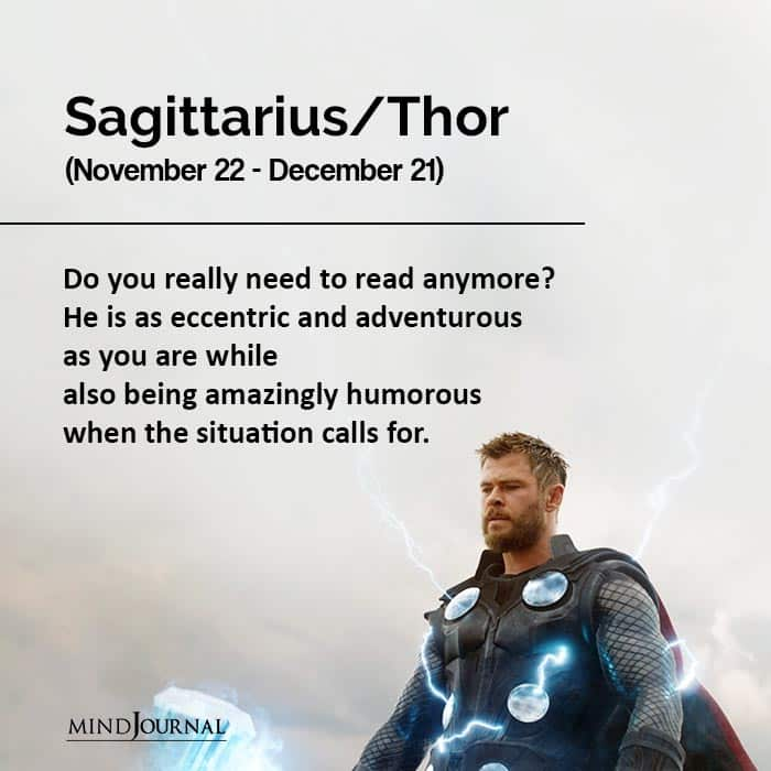 Which Marvel Character Is Your Soulmate, Based On Your Zodiac Sign