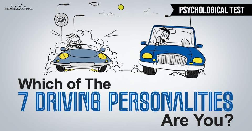 Driving Personalities Are You
