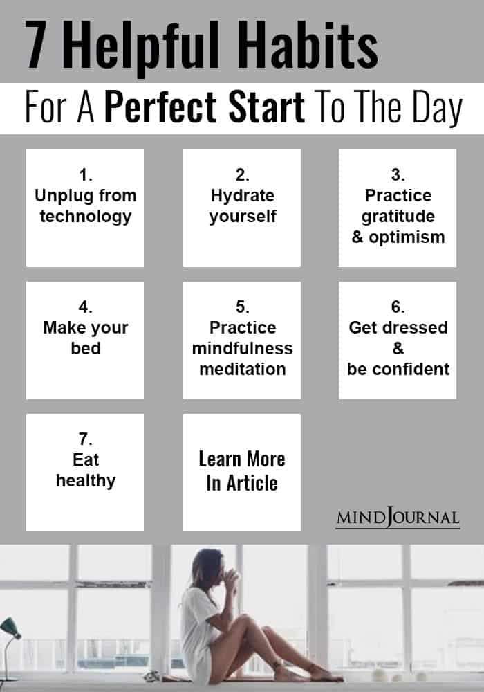 Habits-For-Perfect-Start-To-The-Day.