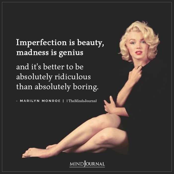 50+ Marilyn Monroe Quotes To Fall In Love With Life Again