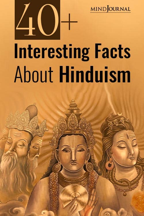 Interesting Facts About Hinduism pin