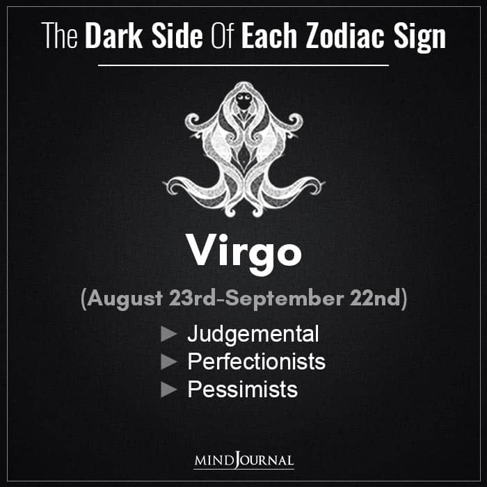 The Dark Side of Each Zodiac Sign