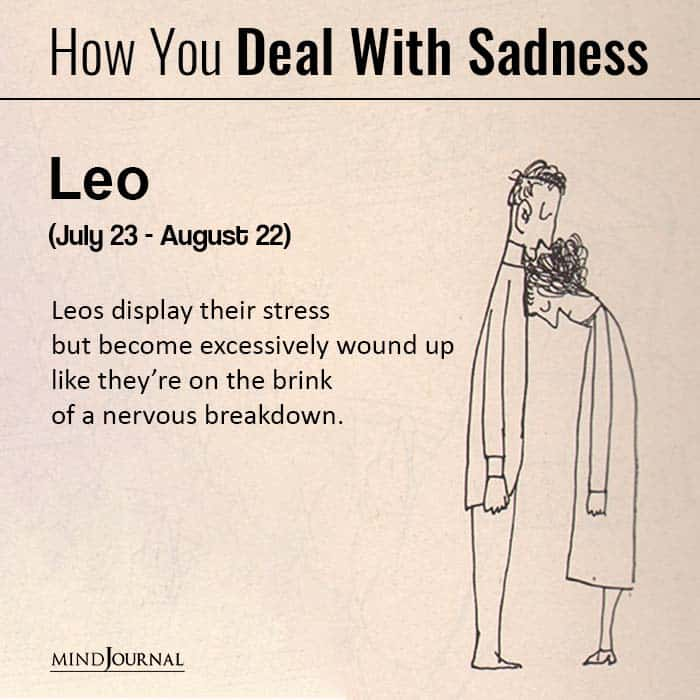 How You Deal With Sadness Based On Your Zodiac Sign