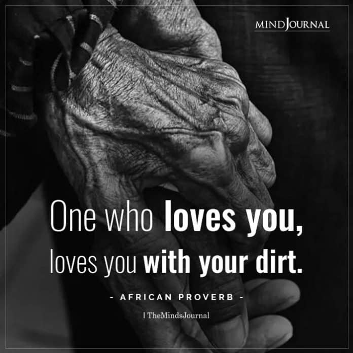 one who loves you