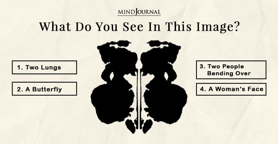 See In This InkBlot Test Reveal Your Biggest Fear