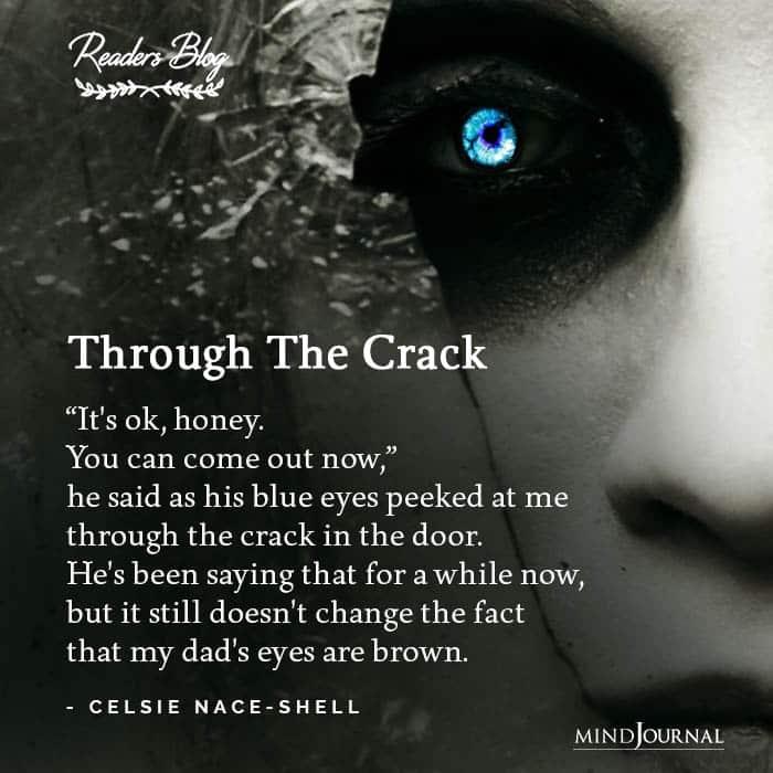 Through The Crack