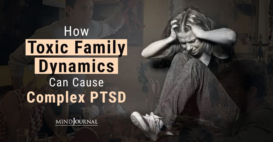 Toxic Family Cause CPTSD Emotionally Intense Children