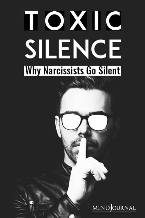 Toxic Silence Why Narcissists Go Silent Pin