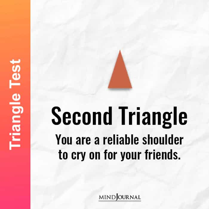 Triangle Test: The Triangle You Pick Reveals Your Life Philosophy