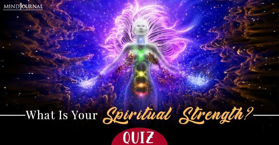 Your Spiritual Strength