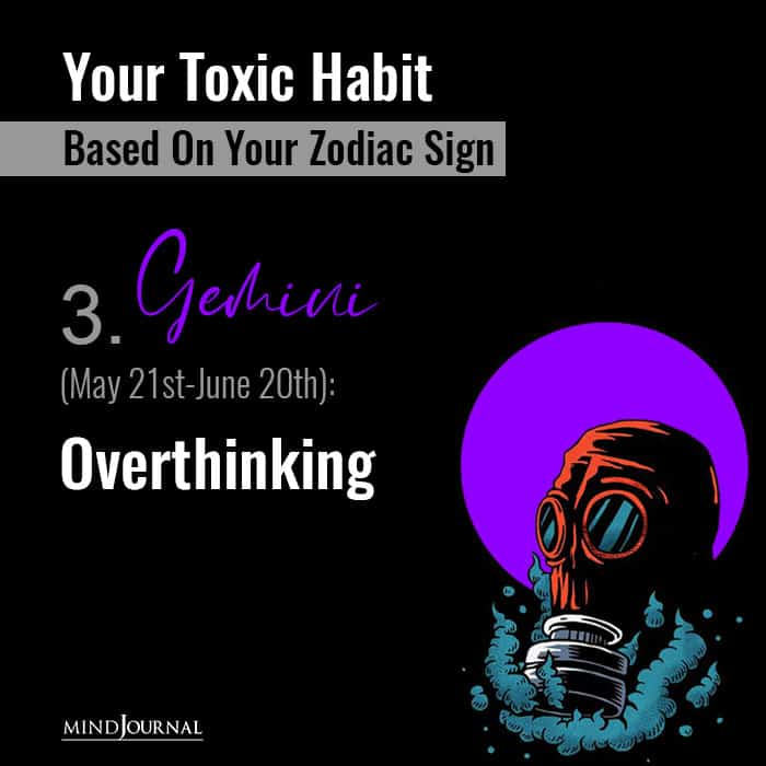 Your Toxic Habit Based On Your Zodiac Sign