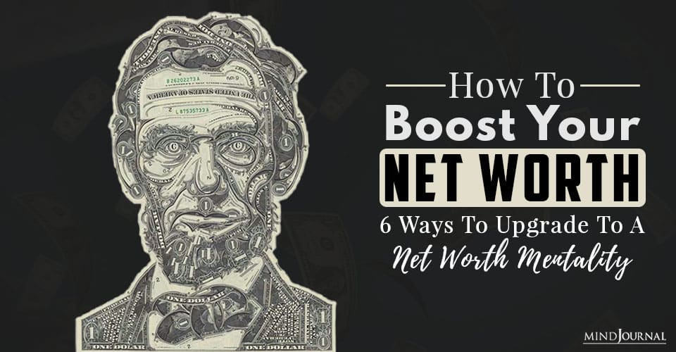 boost your net worth