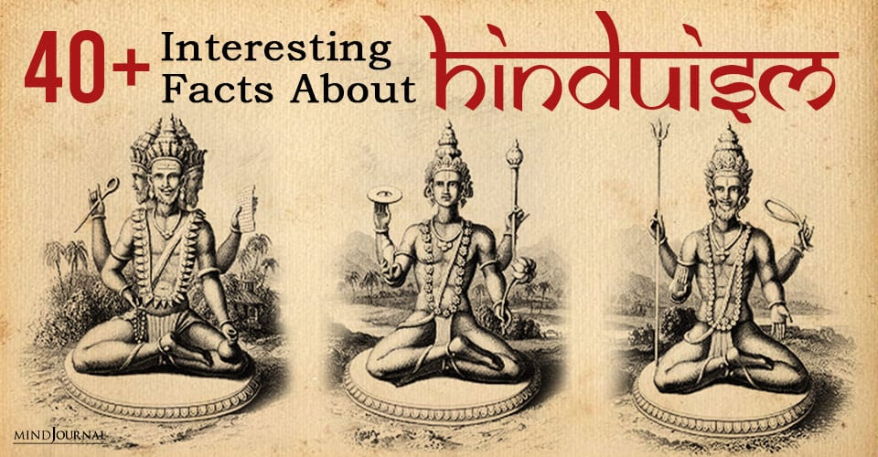interesting facts about hinduism featured