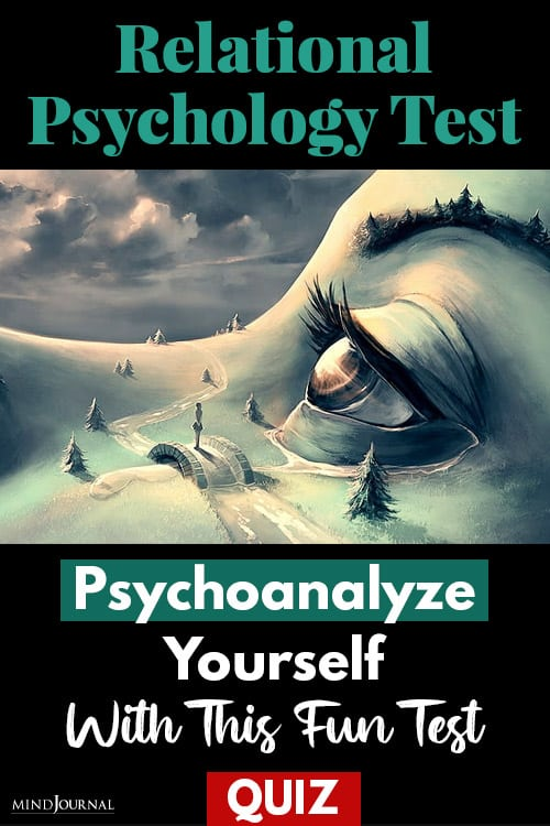 relational psychology test pin