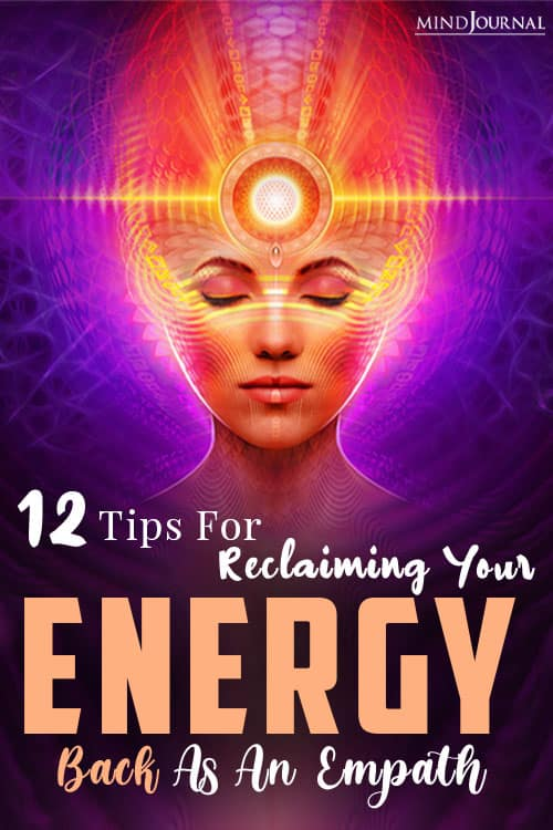 your energy ack as empath pinop