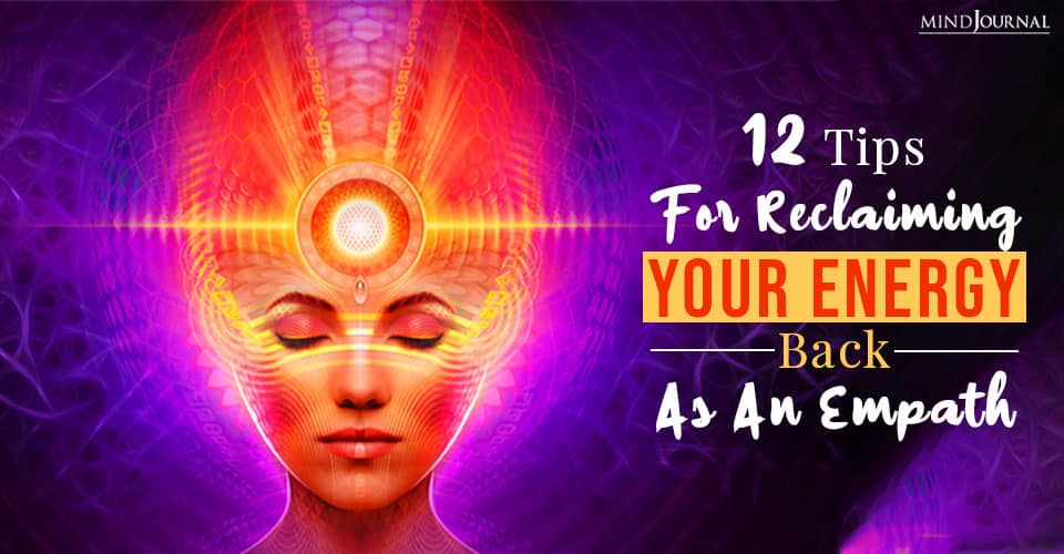 your energy ack as empath