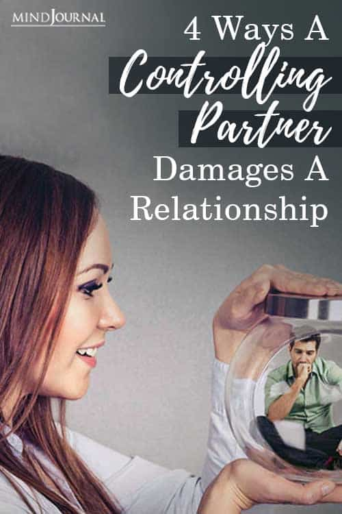 Controlling Partner Damages A Relationship Pin