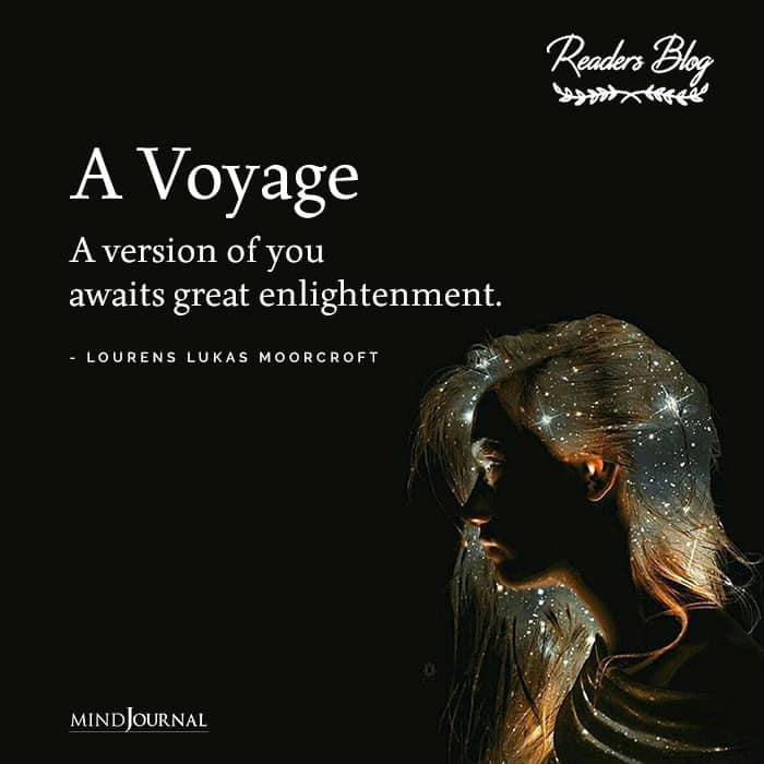 A Voyage A version of you